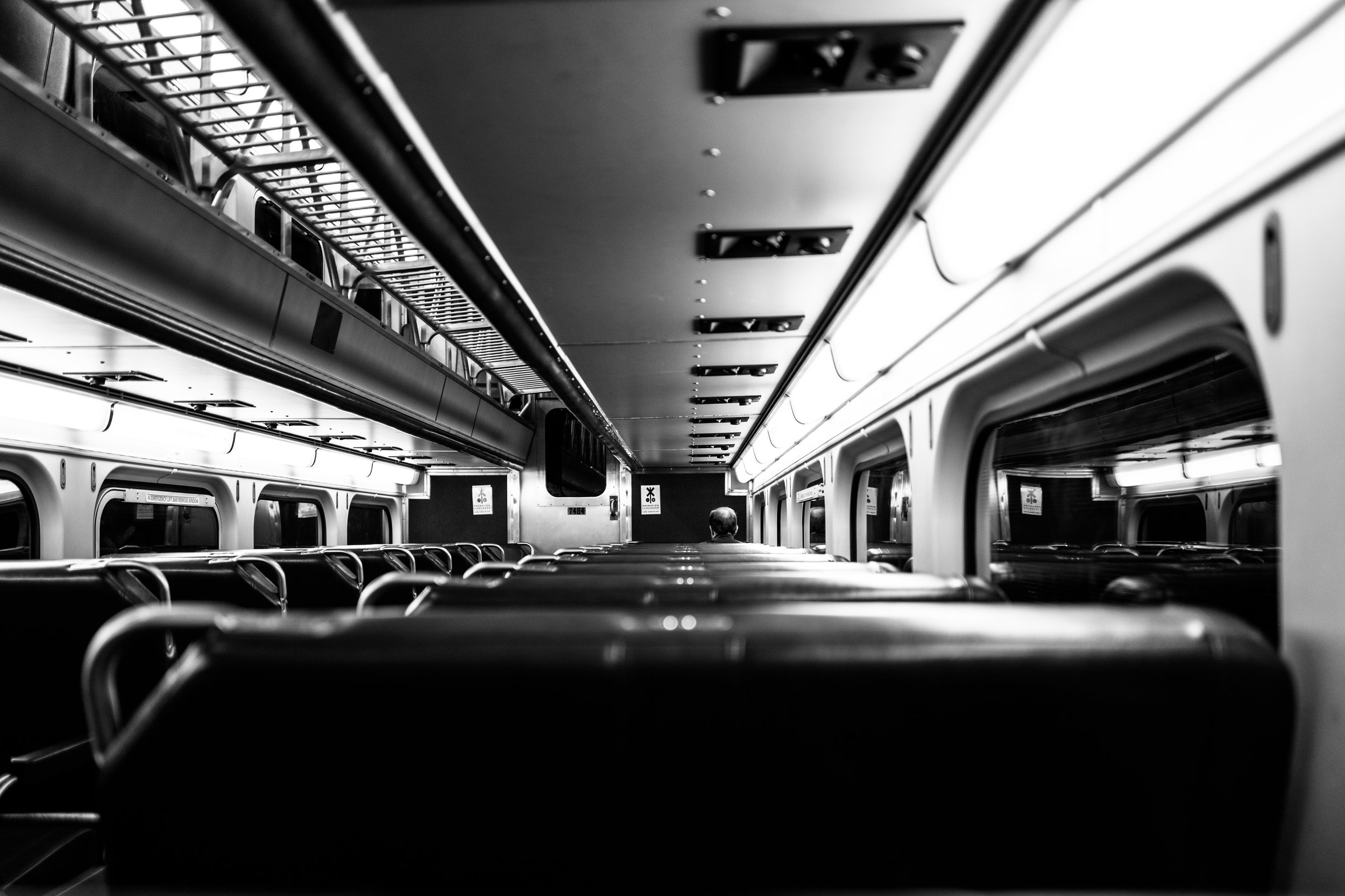 Train All to Himself