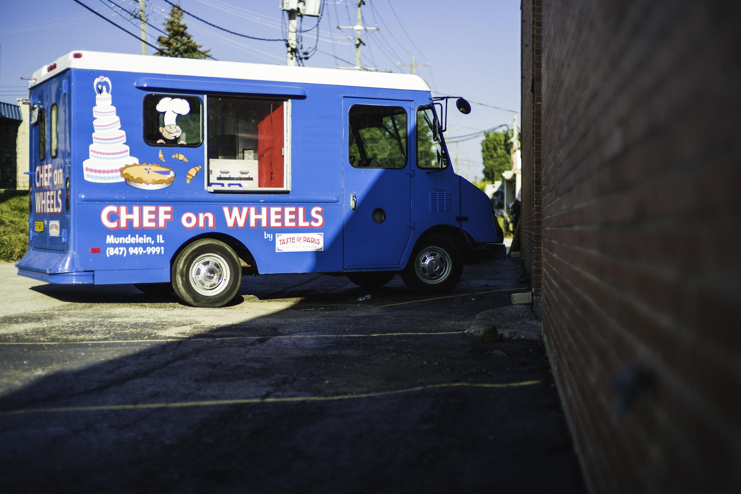Chef on Wheels