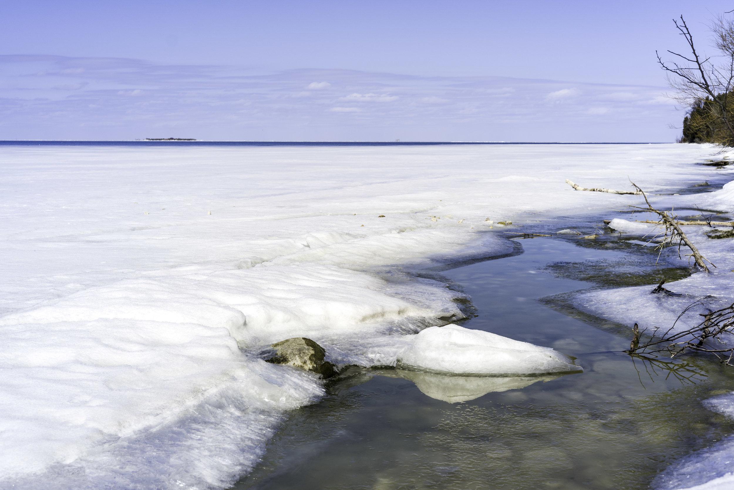 Melting Shoreline Snow.jpg