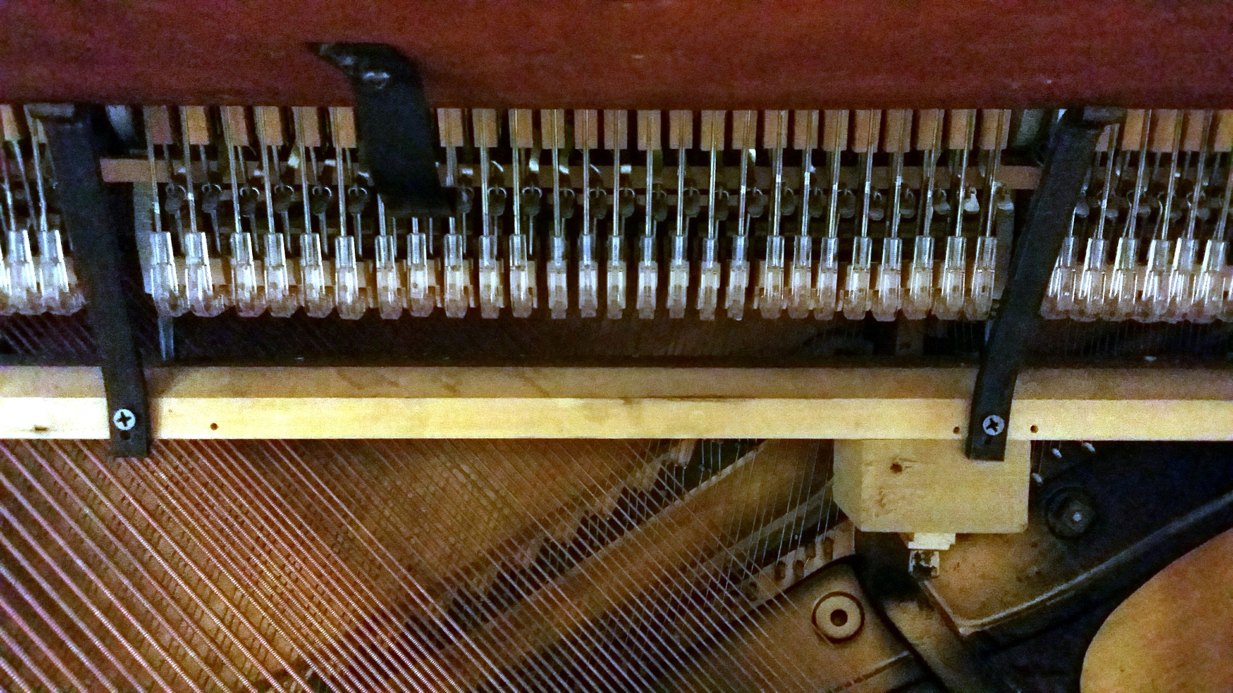 New Elbows on a Spinet