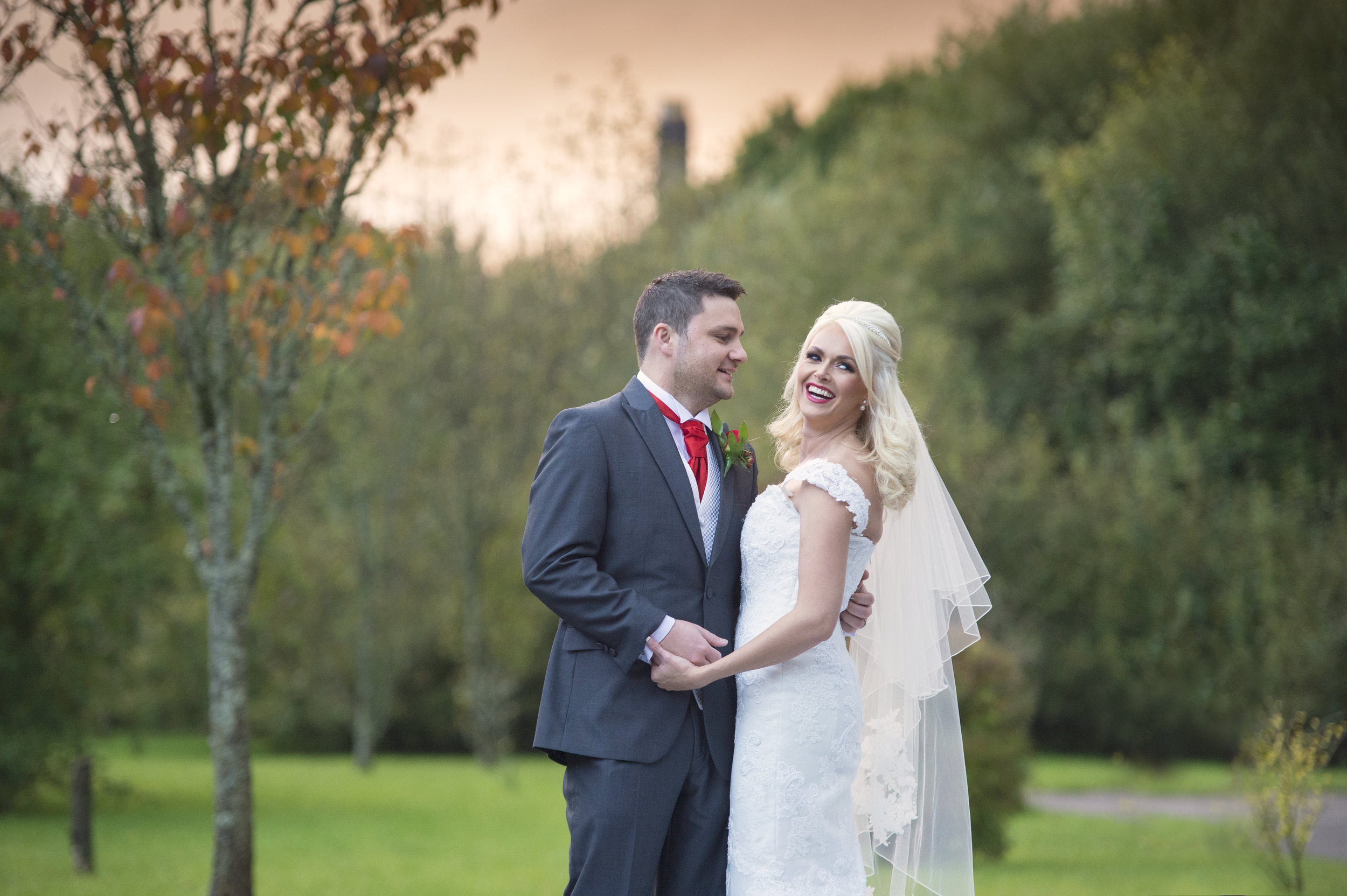 wedding manor park hotel swansea