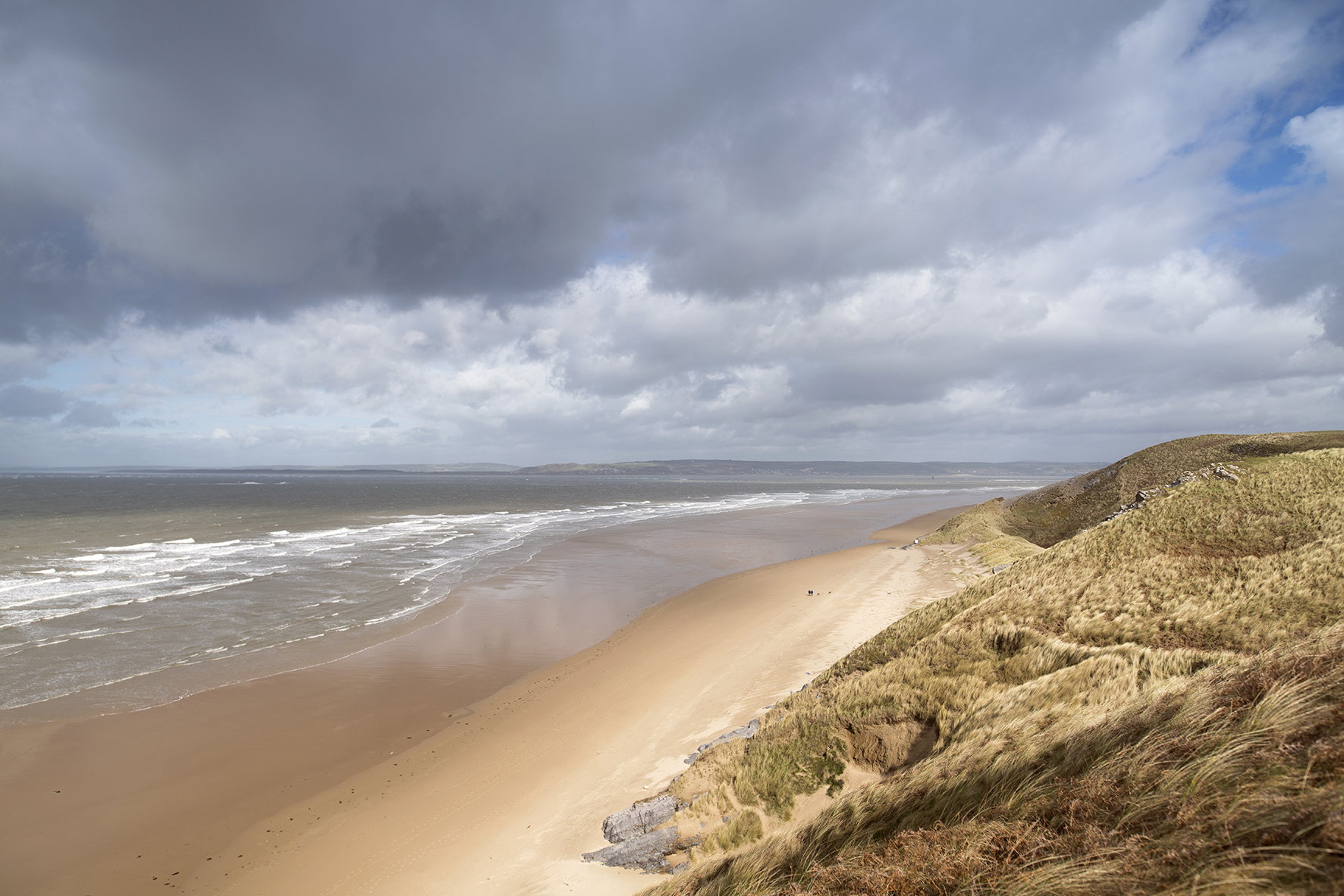 Gower beauty - one of our spots for an upcoming wedding couple!
