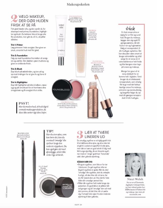 e.l.f Cosmetics x SKØN