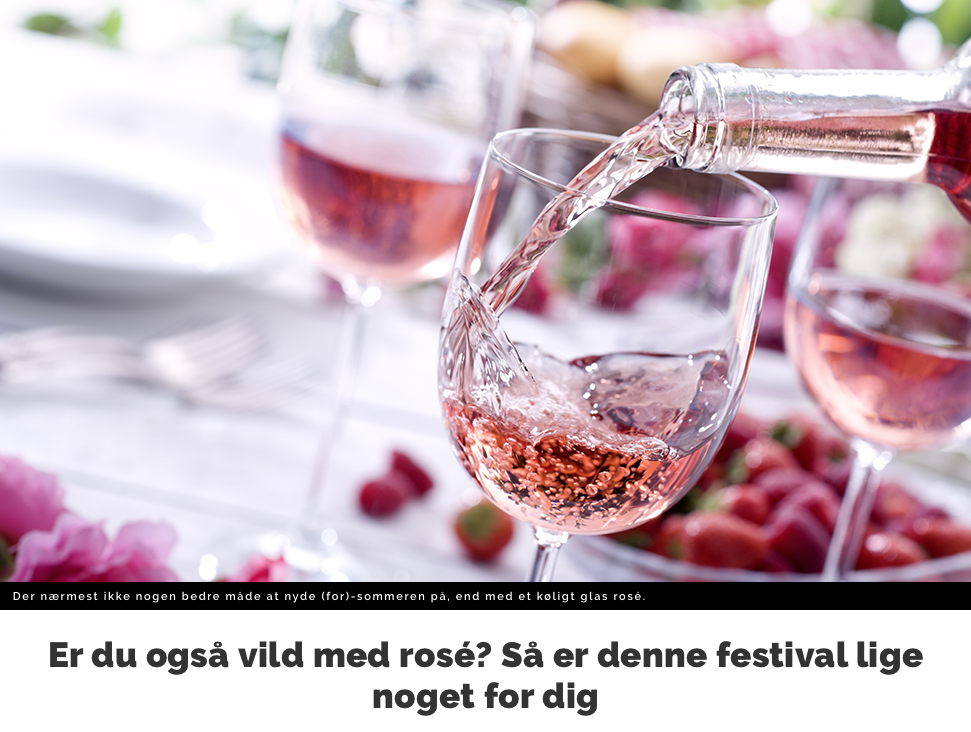 Copenhagen Rosé Festival x ALT