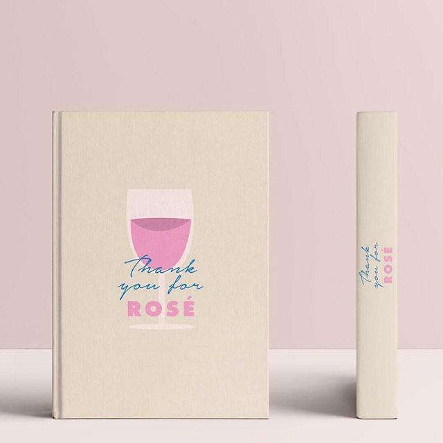 Our new business baby @copenhagenrosefestival was a HUGE success. So we would like to say Thank You For ROSÉ. 💗 Due to our love for rosé we would like to present the greatest book you'll ever see. 'Thank You For Rosé' is a book with 50 amazingly tastefull rosé cocktails launching later this summer, but you can already pre-order it via Rosefestival.dk 🙌🏼