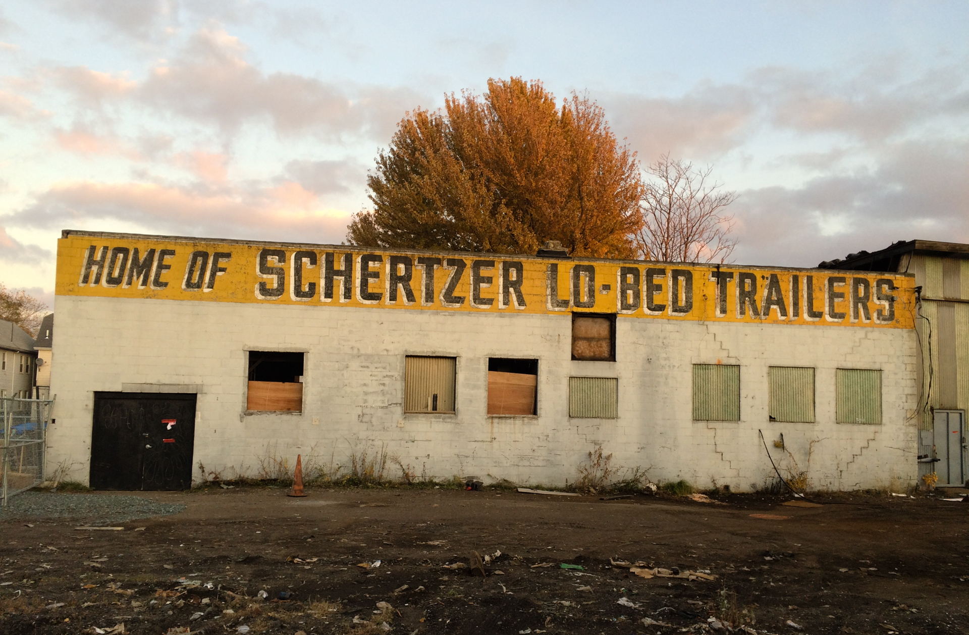Schertzer Lo-Bed Trailers, Somerville, Massachusetts