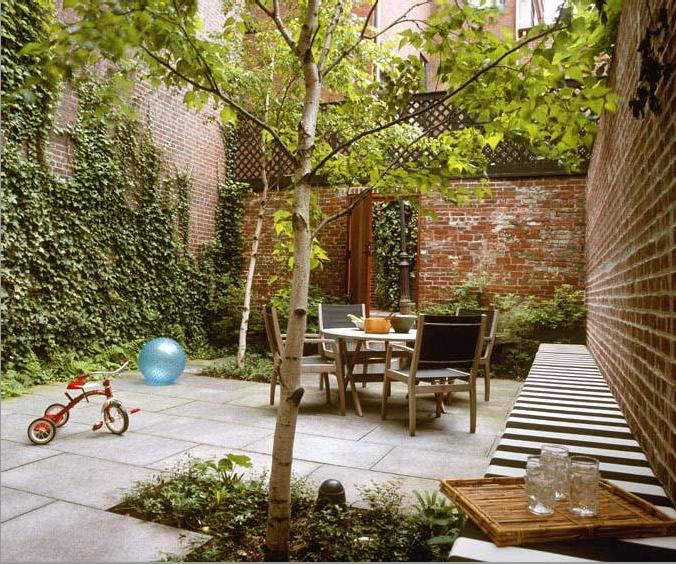 Beacon Hill Boston Ma Jonathan Keep Landscape Design