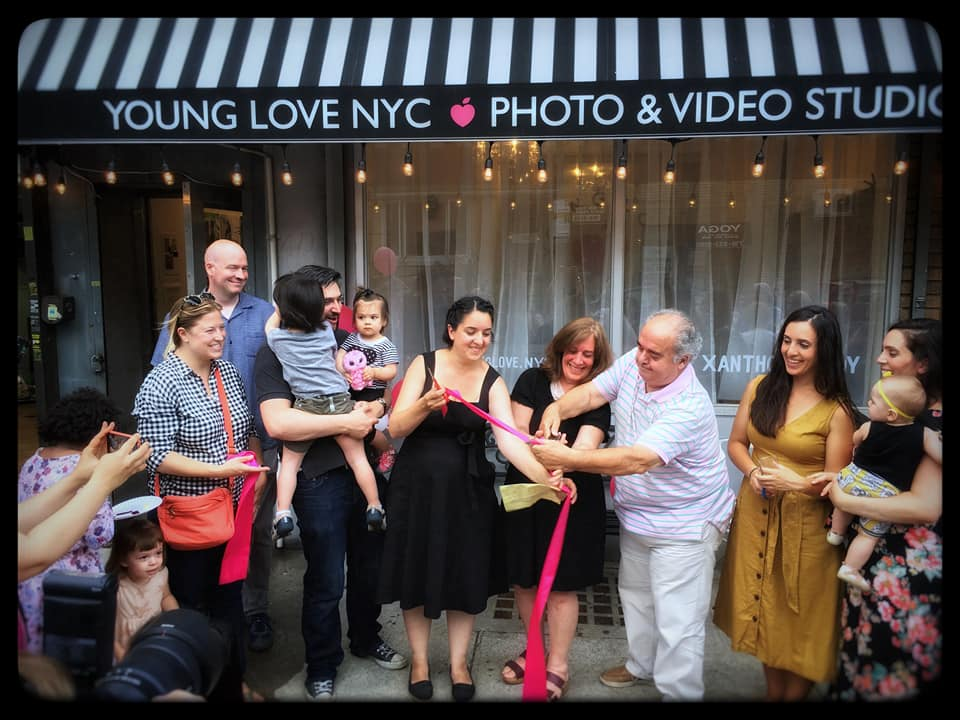 Young Love NYC Photo & Video Studio's Grand Opening in Bay Ridge on June 28th 2019 (Photo by Susan Watts)