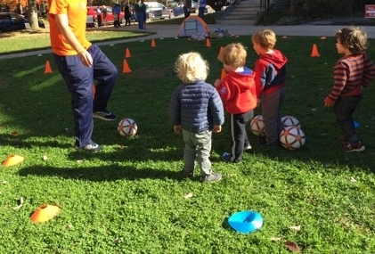 Soccer Shots is a Fall and Spring special activity.
