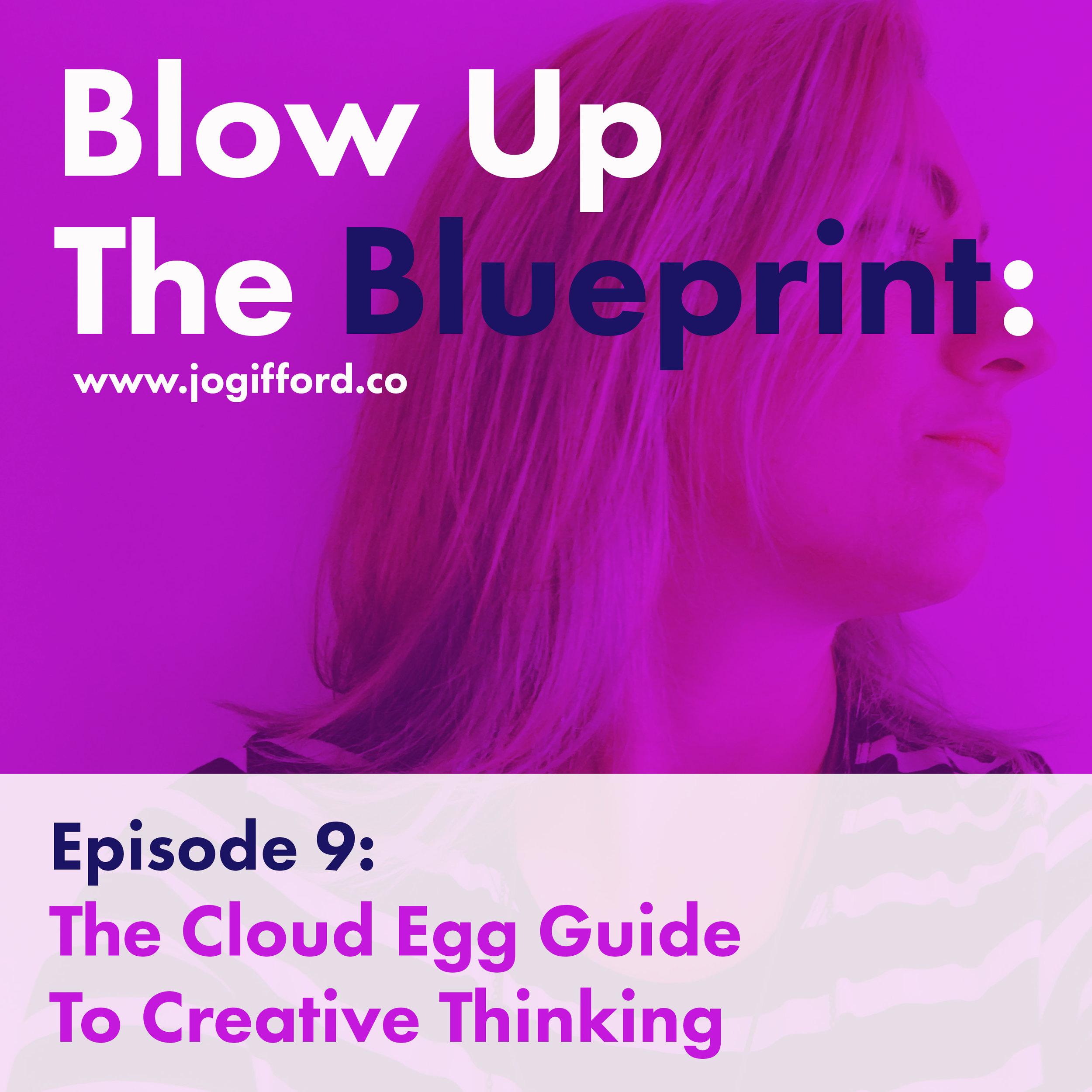 jo gifford creative thinking
