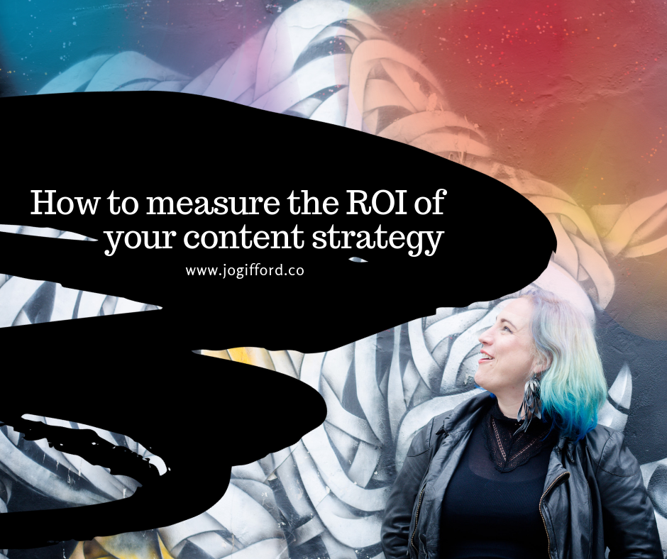How to measure the ROI of your content strategy