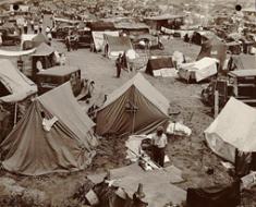 Bonus Army, Photo Credit: Theodor Horydczak , Library of Congress.