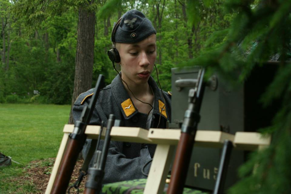 2017 WW2 German Youth on radio.jpg