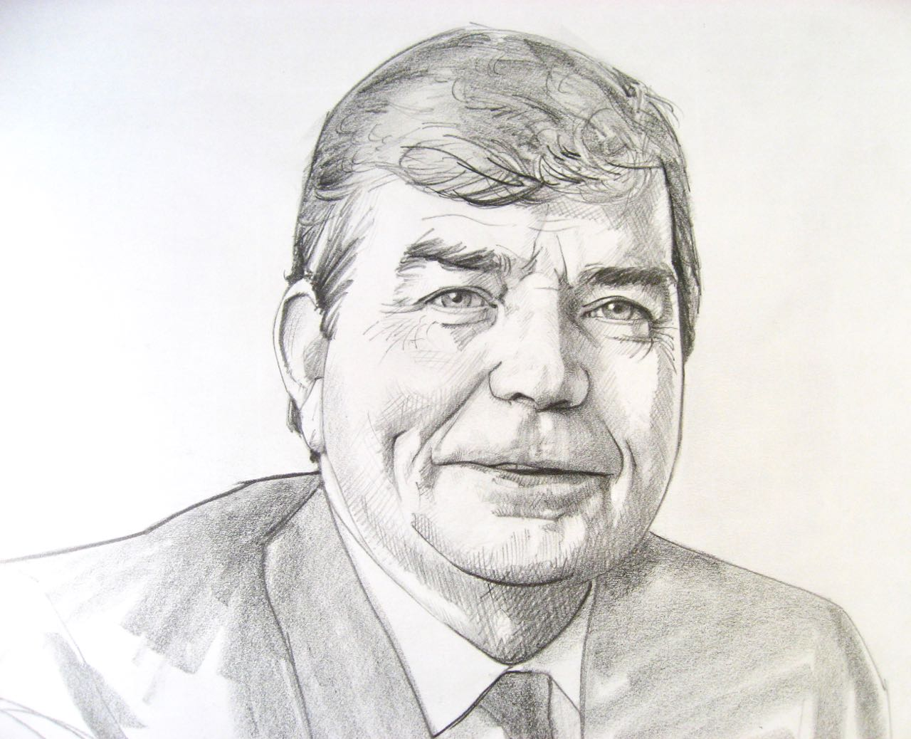 Sketch for portrait