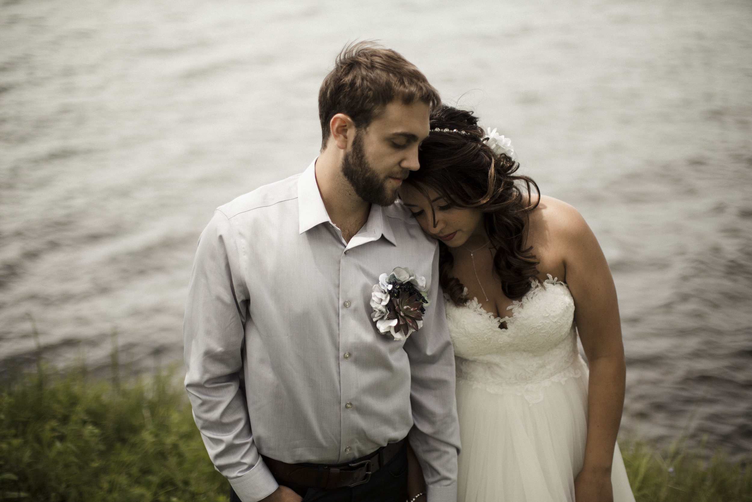 Britni + Matt | Real Weddings