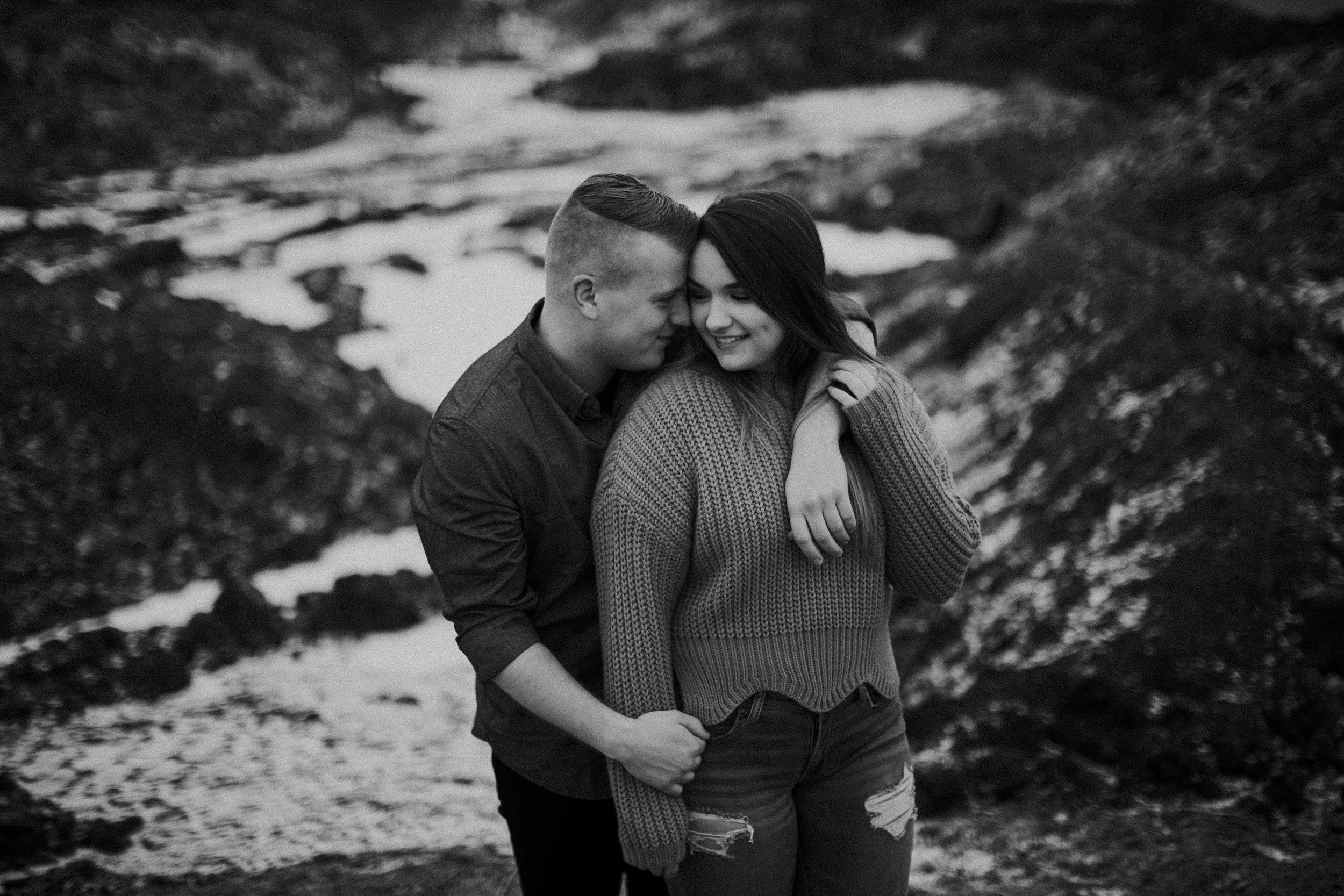 Emily + Brandon | Lovers