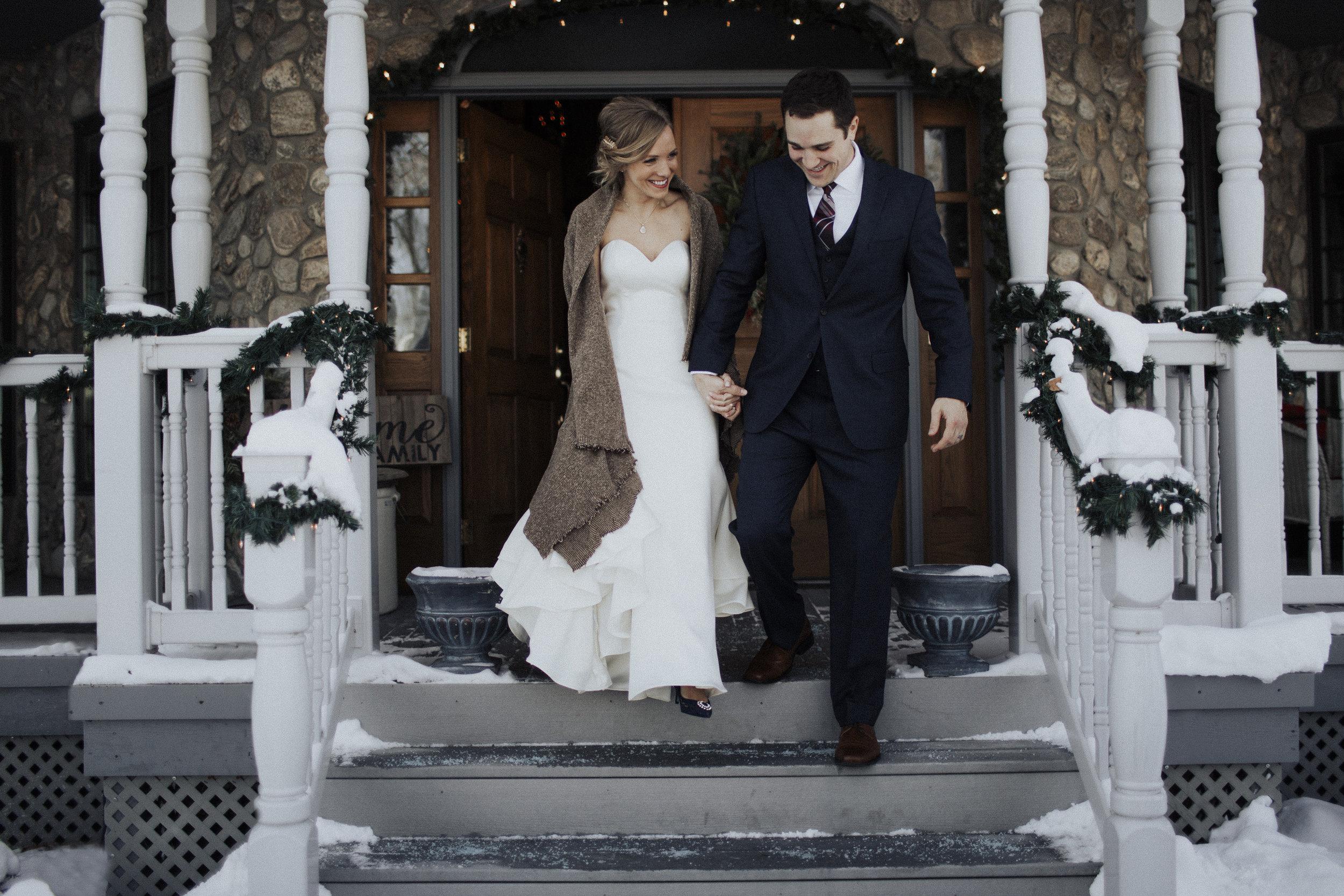 Anna + Reggie | Weddings