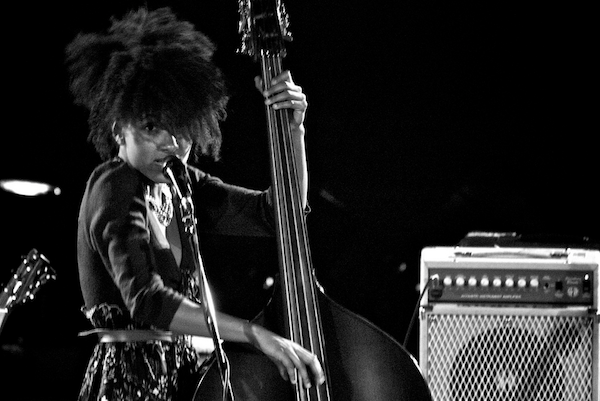 esperanza spalding, photo by  andrea mancini  via creative commons