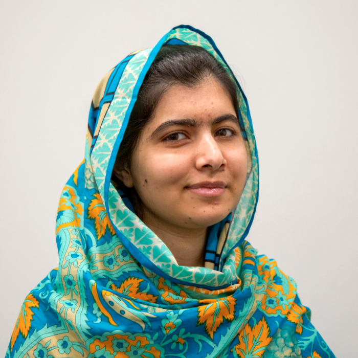Malala Yousafzai, image by  Simon Davis/DFID via Creative Commons