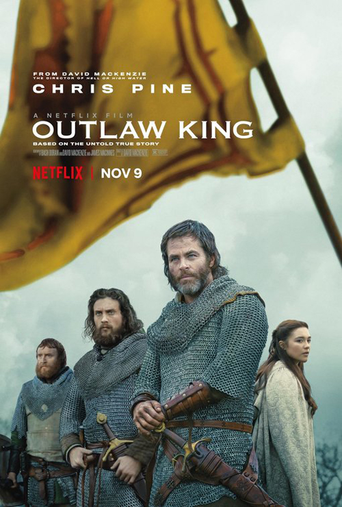 Outlaw King -  Soundtrack recorded in Scotland with Clockwork Sessions