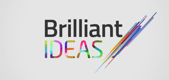 Brilliant Ideas logo