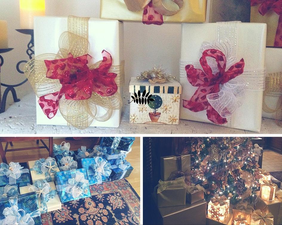 Emerald Isle interiors llc gift boxes setup