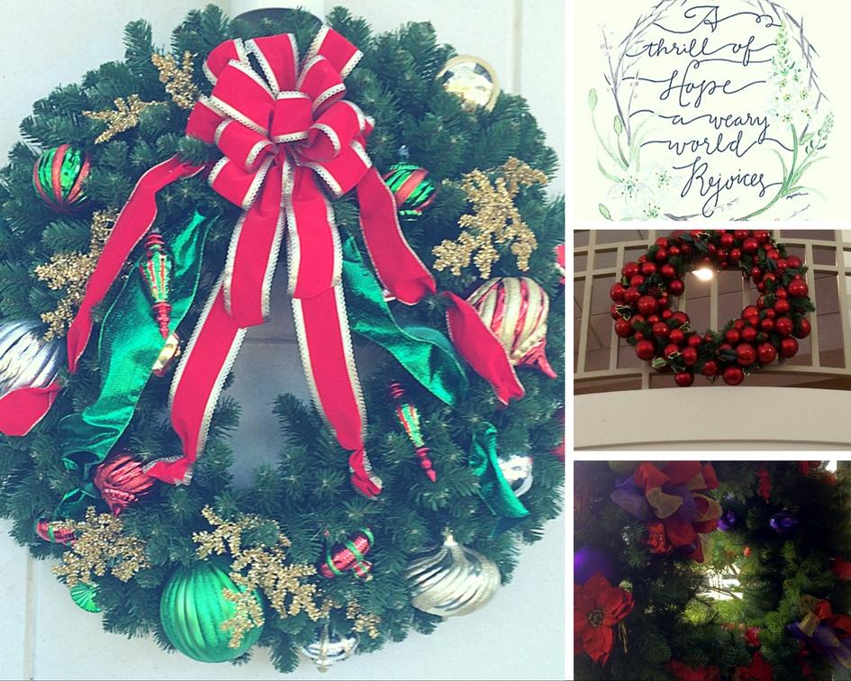 emerald isle interiors llc - Christmas - holiday - wreaths - Orlando - Tampa - palm coast