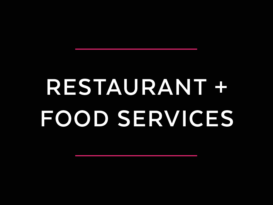 restaurant and food services