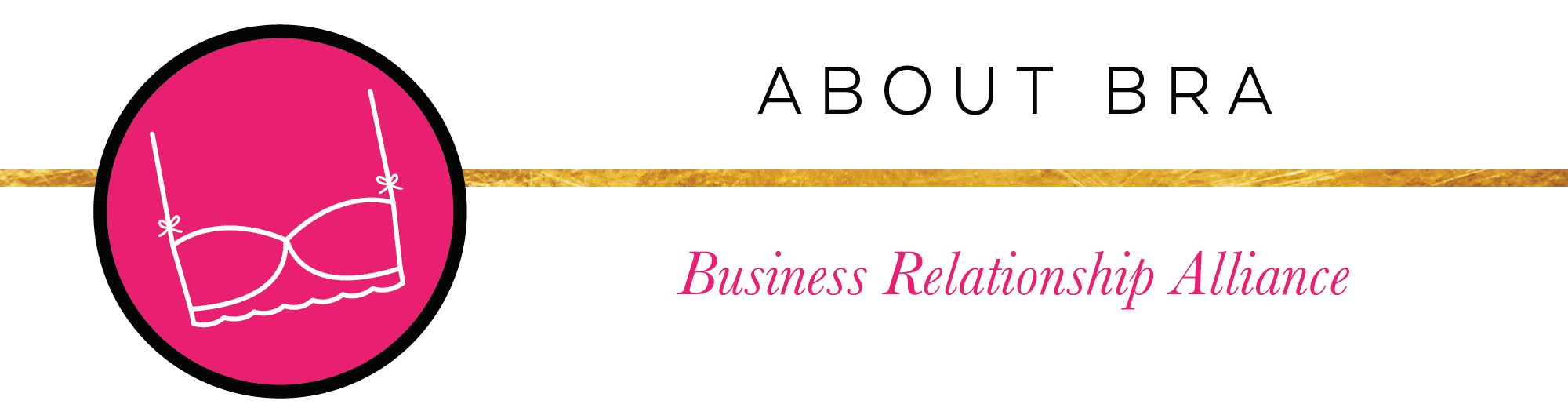 About B.R.A. - Business relationship alliance
