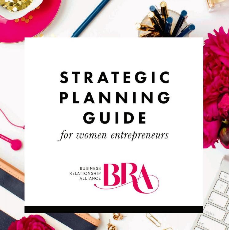 Free Strategic Planning Guide for Women Entrepreneurs