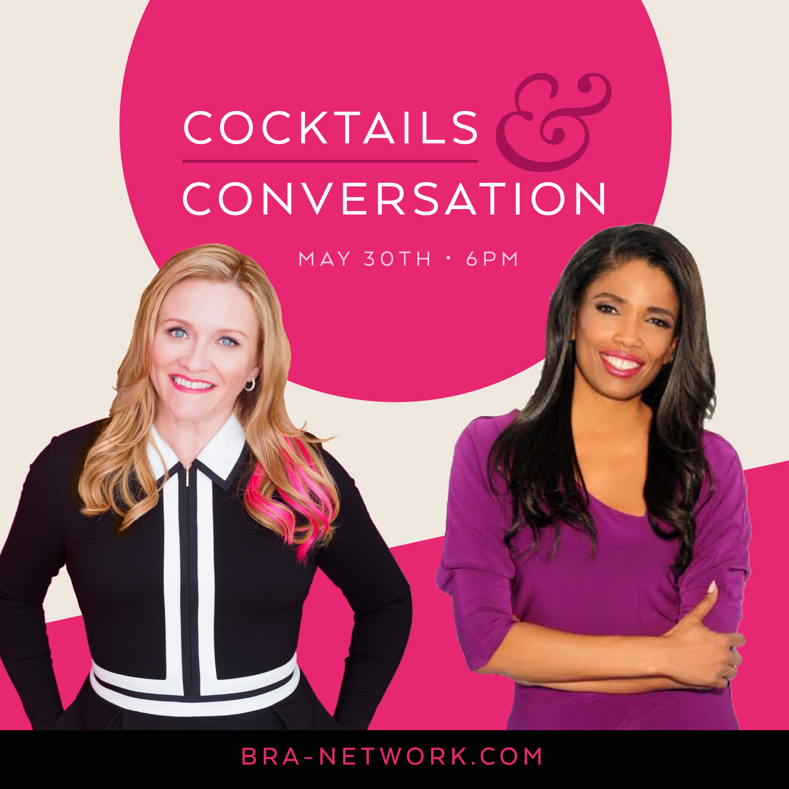 Cocktails and Conversation event 2019