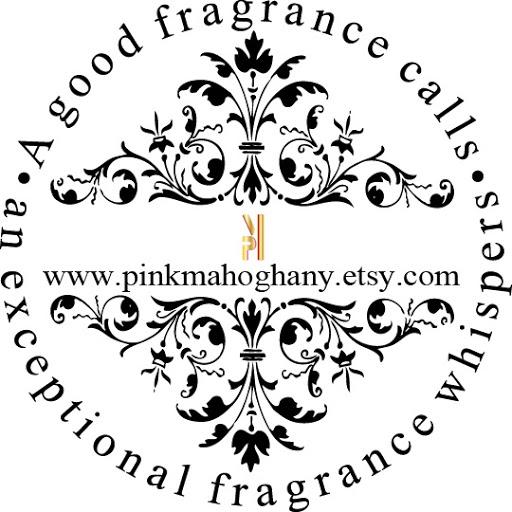 Pink MahogHany logo