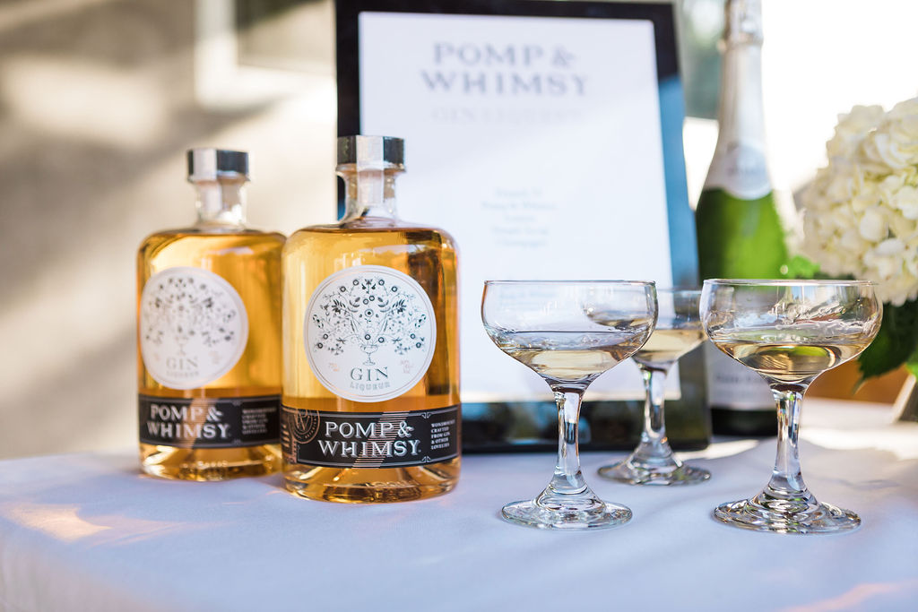 Cocktails by Pomp & Whimsy gin