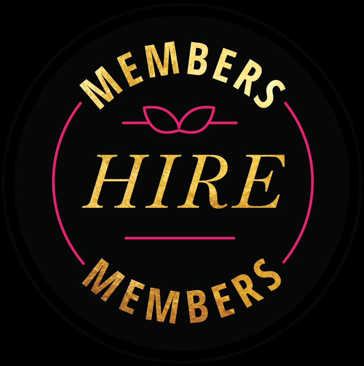 Members-Hire-Members-Badge