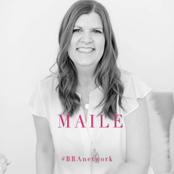 MAILE BY DESIGN  -  Handcrafted jewelry to make every woman feel remarkable.