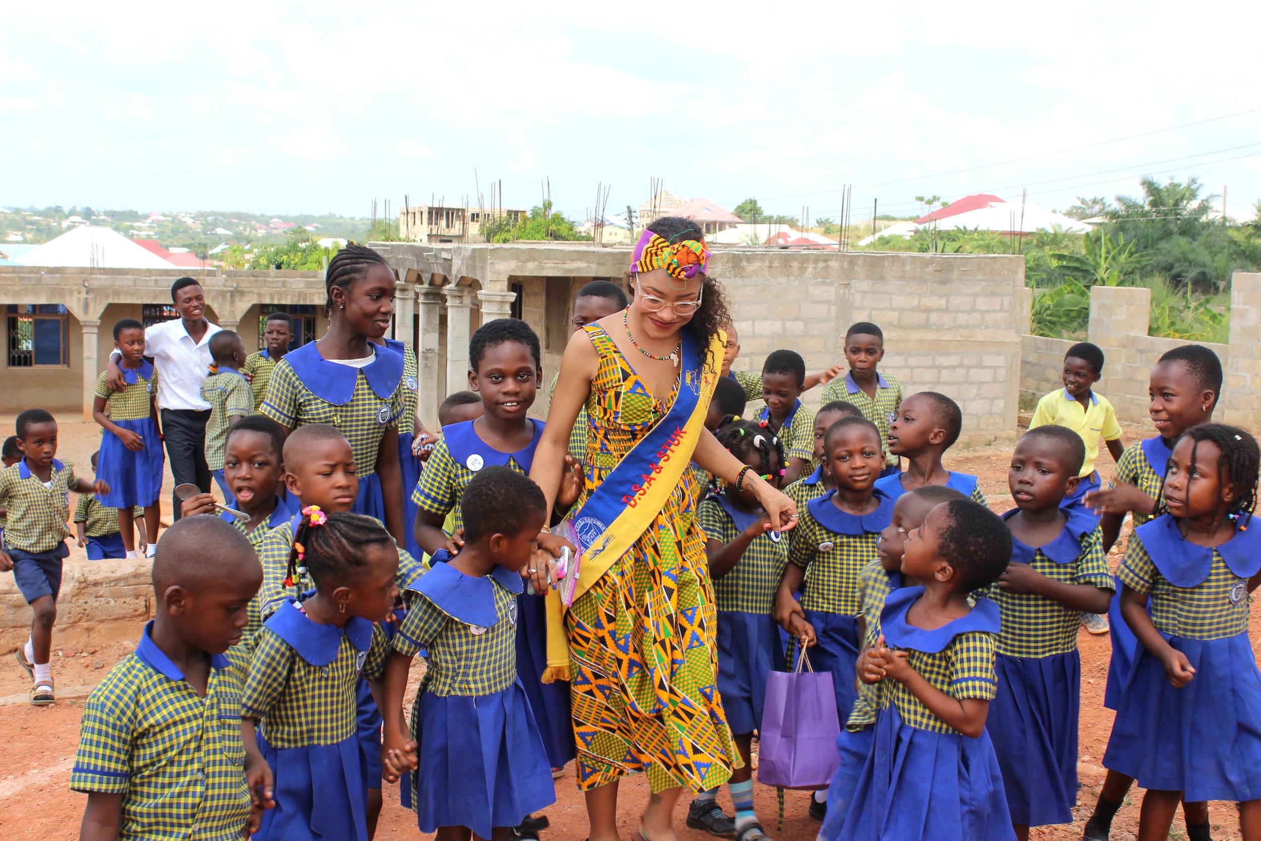 DIAMOND STATE ACADEMY    - KUMASI, GHANA