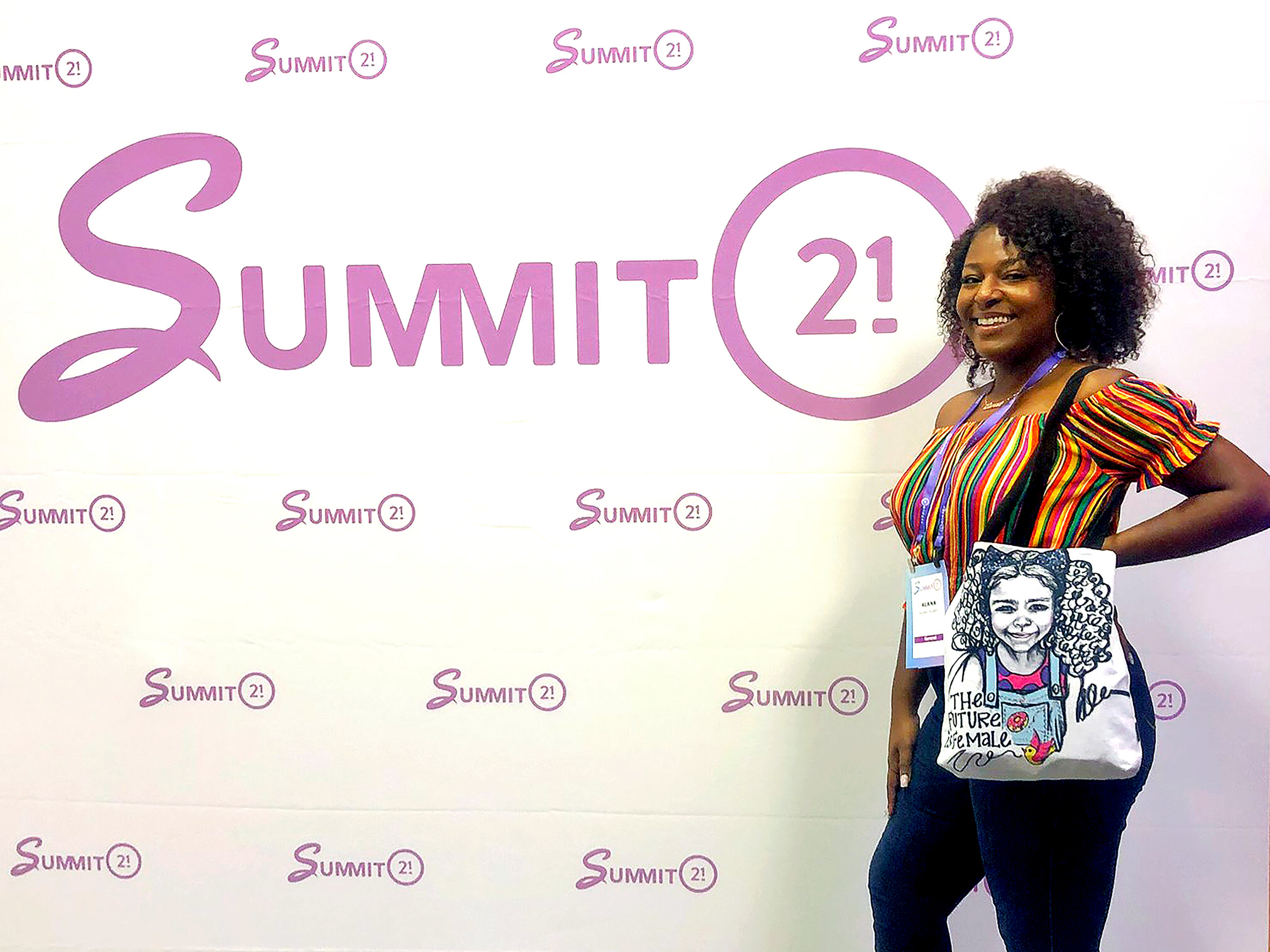 WITH #STUKGIRL ALANA - WHATS SUMMIT21 ALL ABOUT?