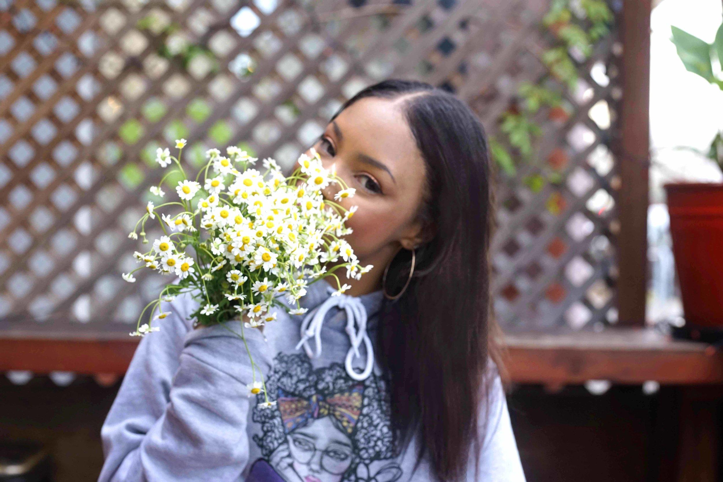 Blossoming into a Badass - BY #STUKGIRL RYANE