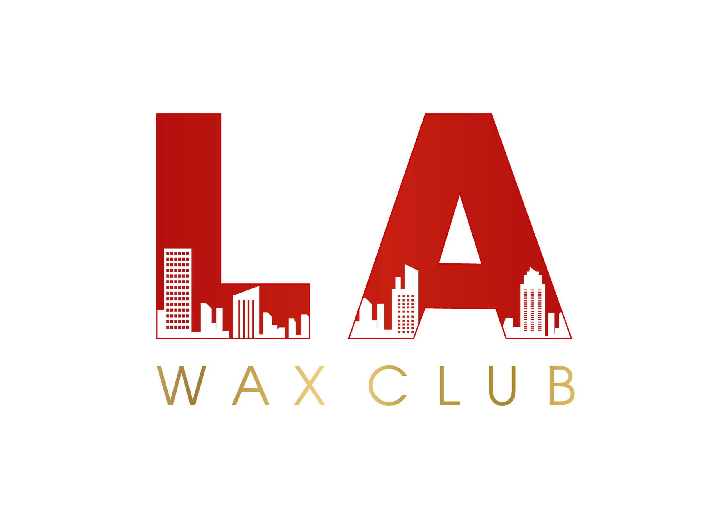 LA Wax Club gold logo.png