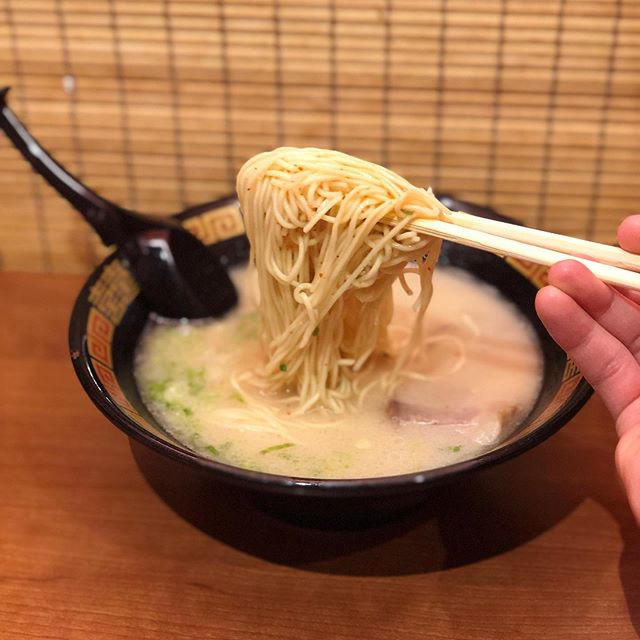 Stopped by Ichiran - Midtown for a bowl of Classic Tonkotsu Ramen. I went with less salty, mild spice option, but the broth was on point. I almost ordered another one. Lastly, I was traveling alone so solo booths were perfect for me. Will be back!