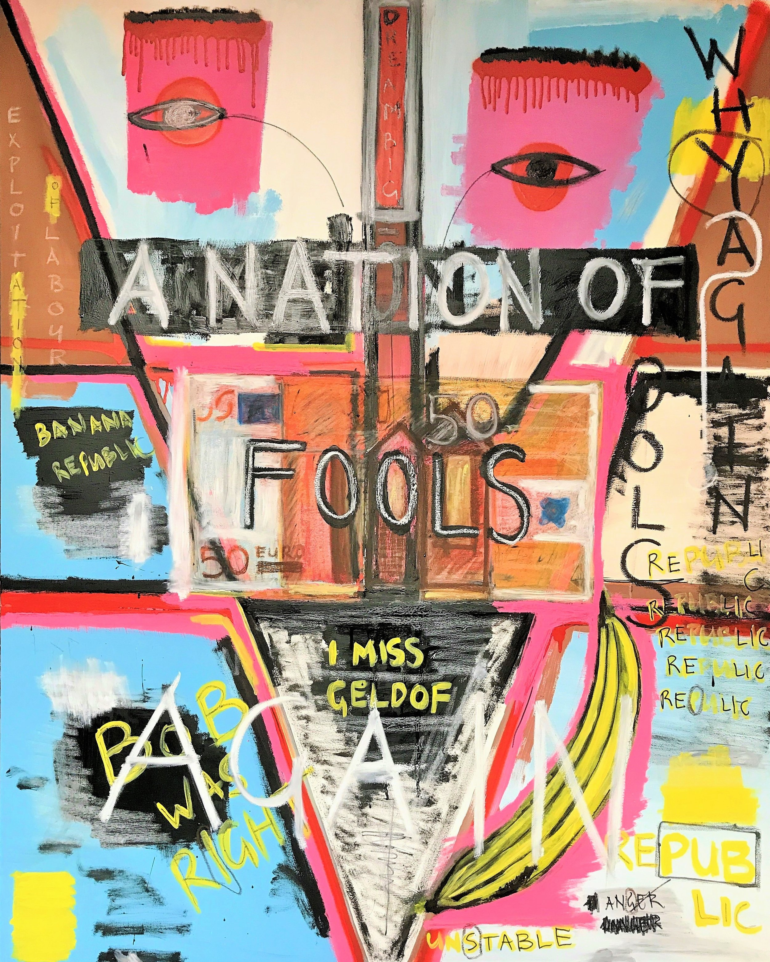 A Nation of Fools Again