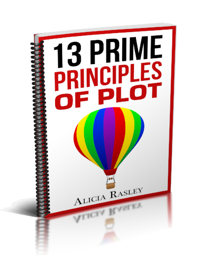 Get this plot e-book now! Just join the mailing list.