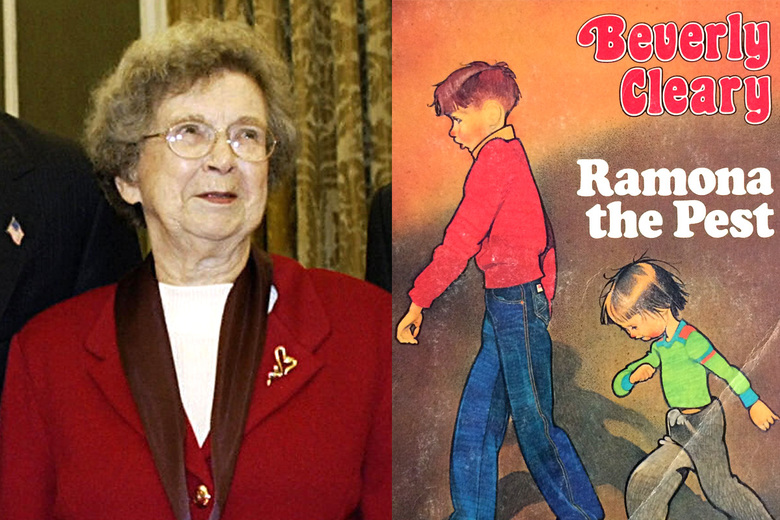 Beverly Cleary and her famous heroine