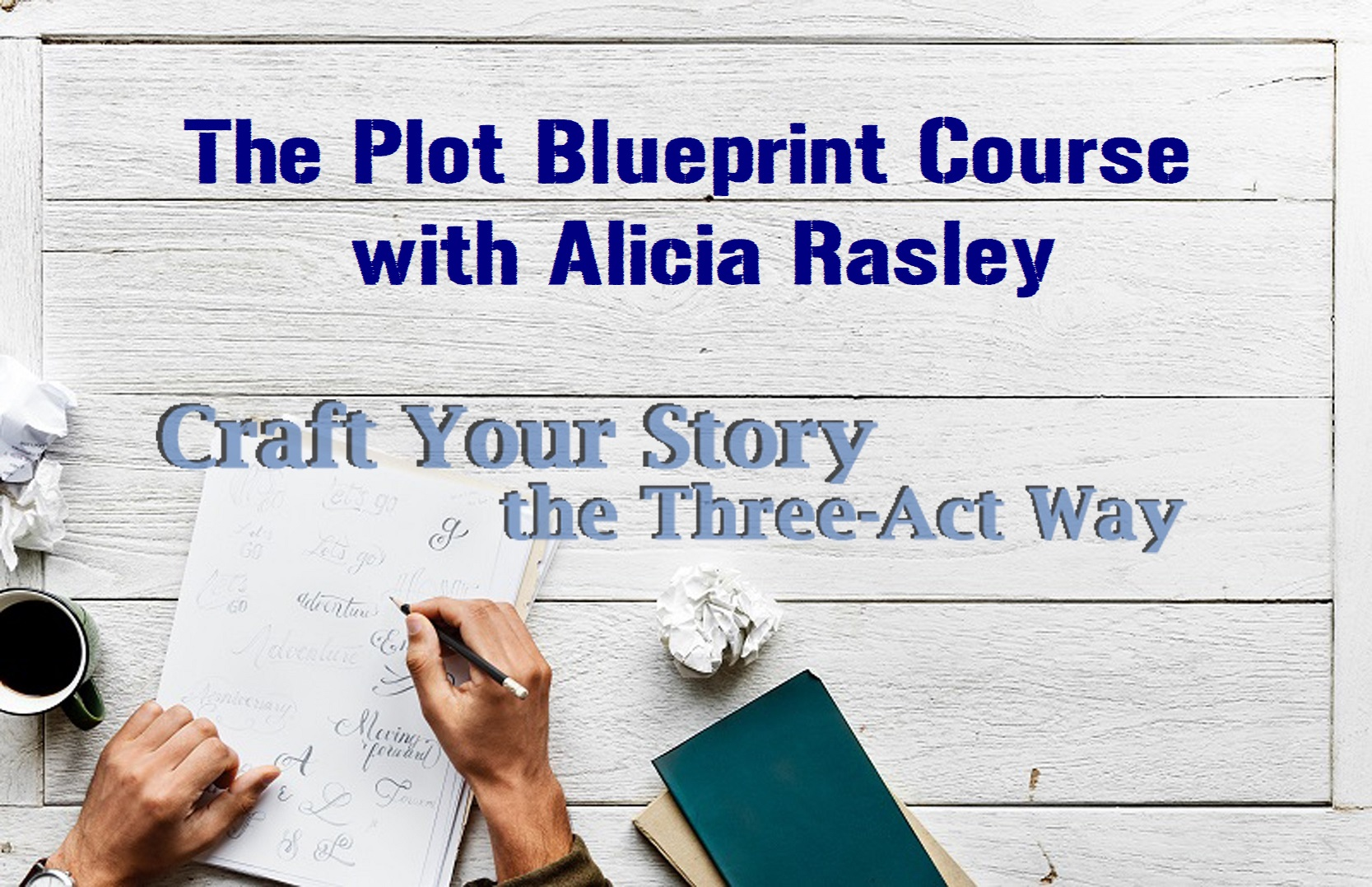 If you like this…Check out the Plot Blueprint Course! -