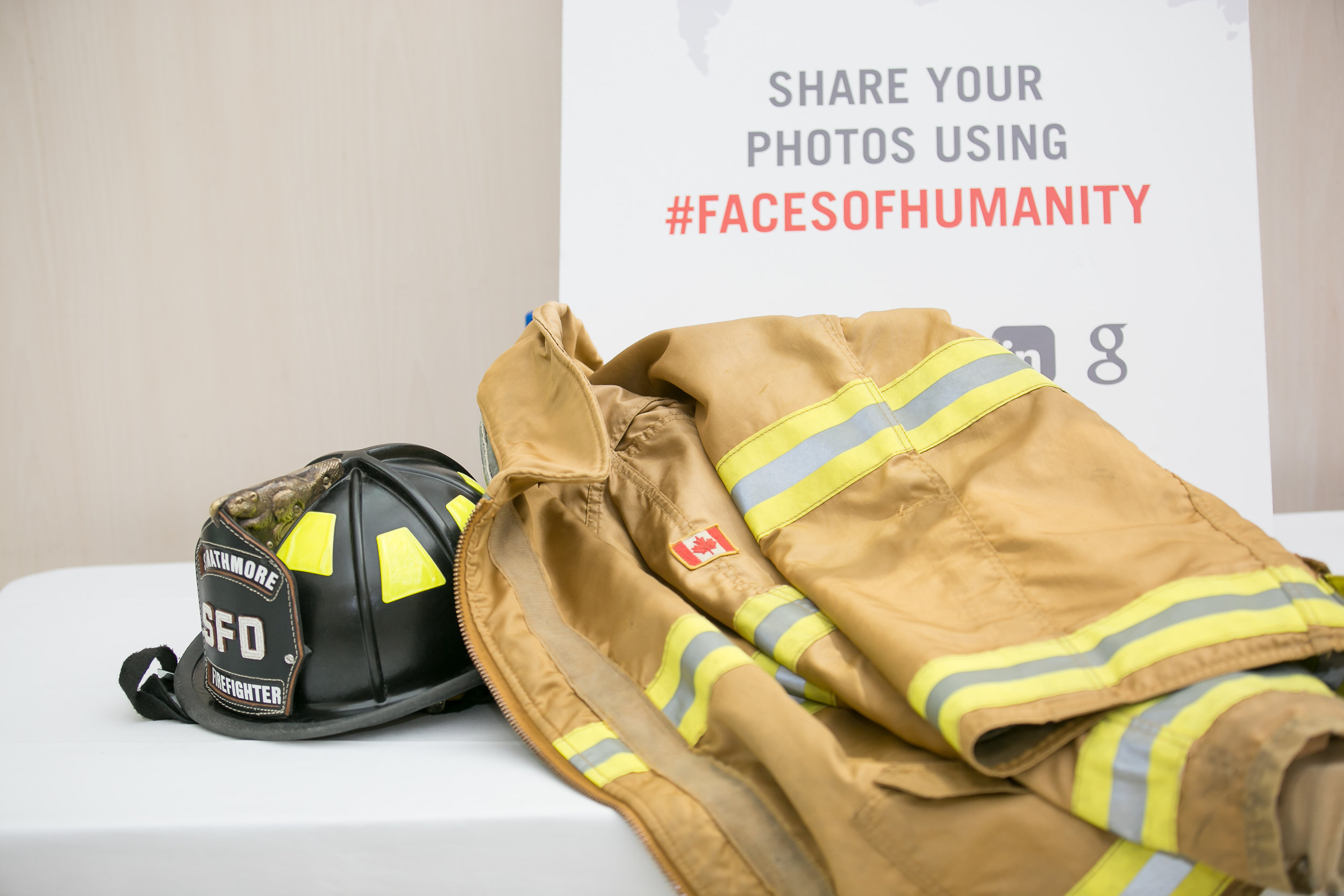 Faces of Humanity - Red Cross