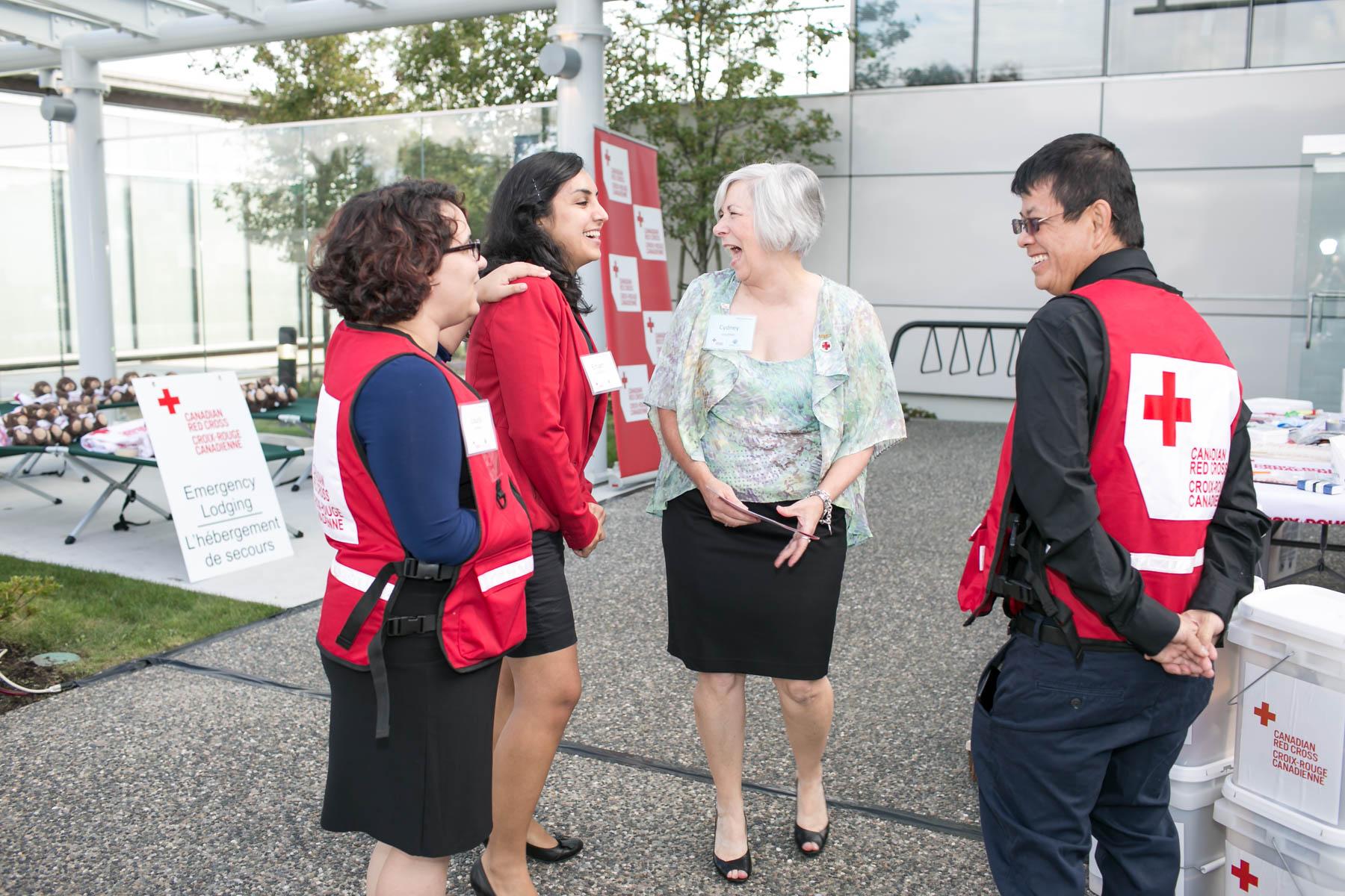 Tiffany Circle - Canadian Red Cross