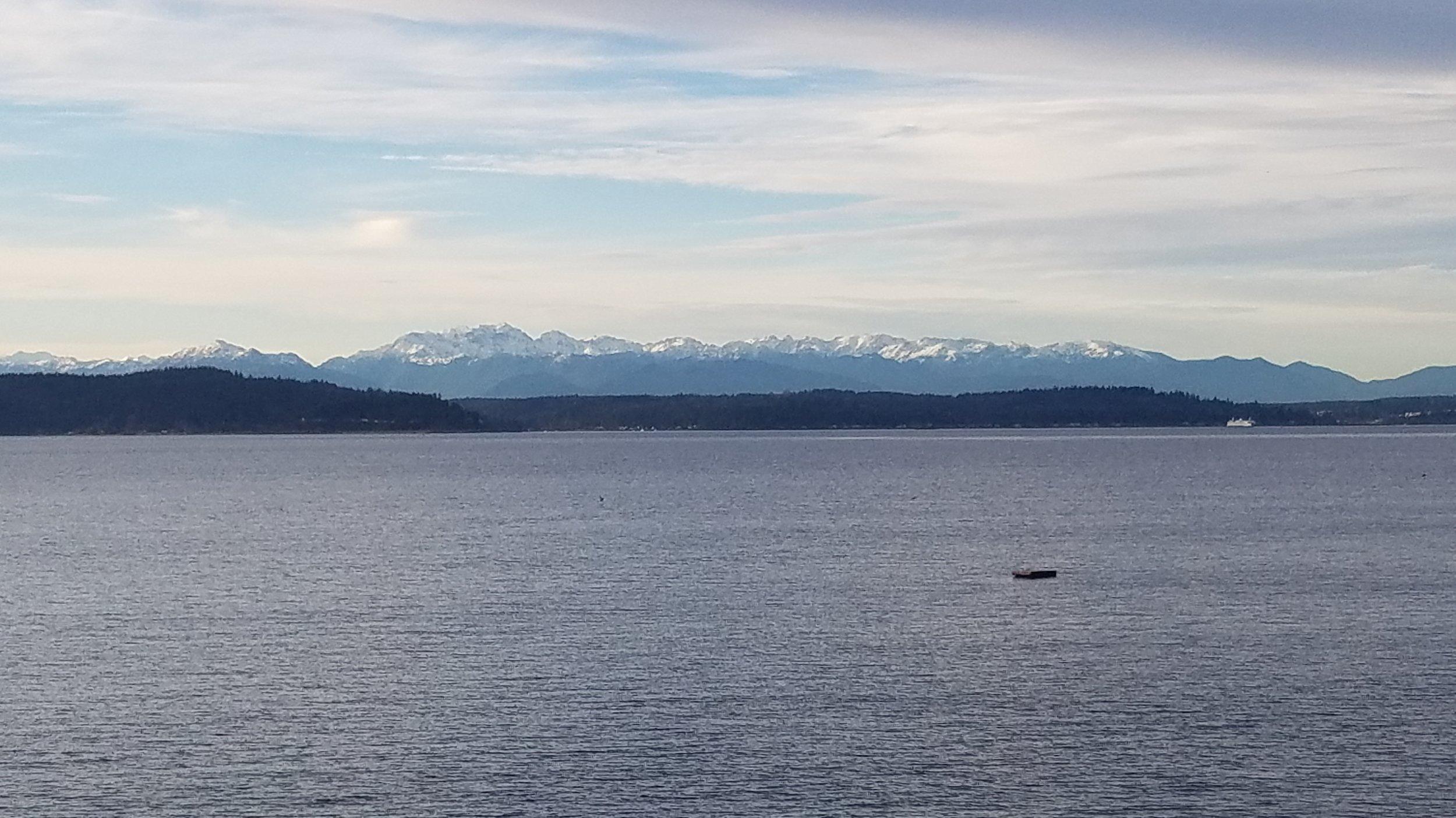 Current: Seattle, WA