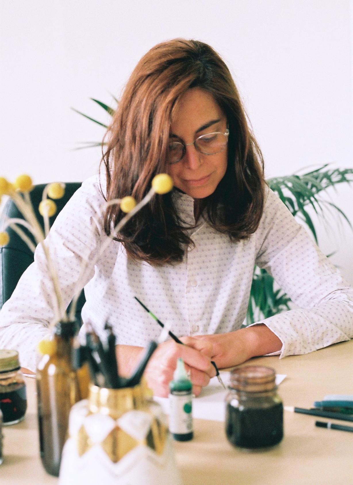 MariaMontes_Portrait. Puentestudio