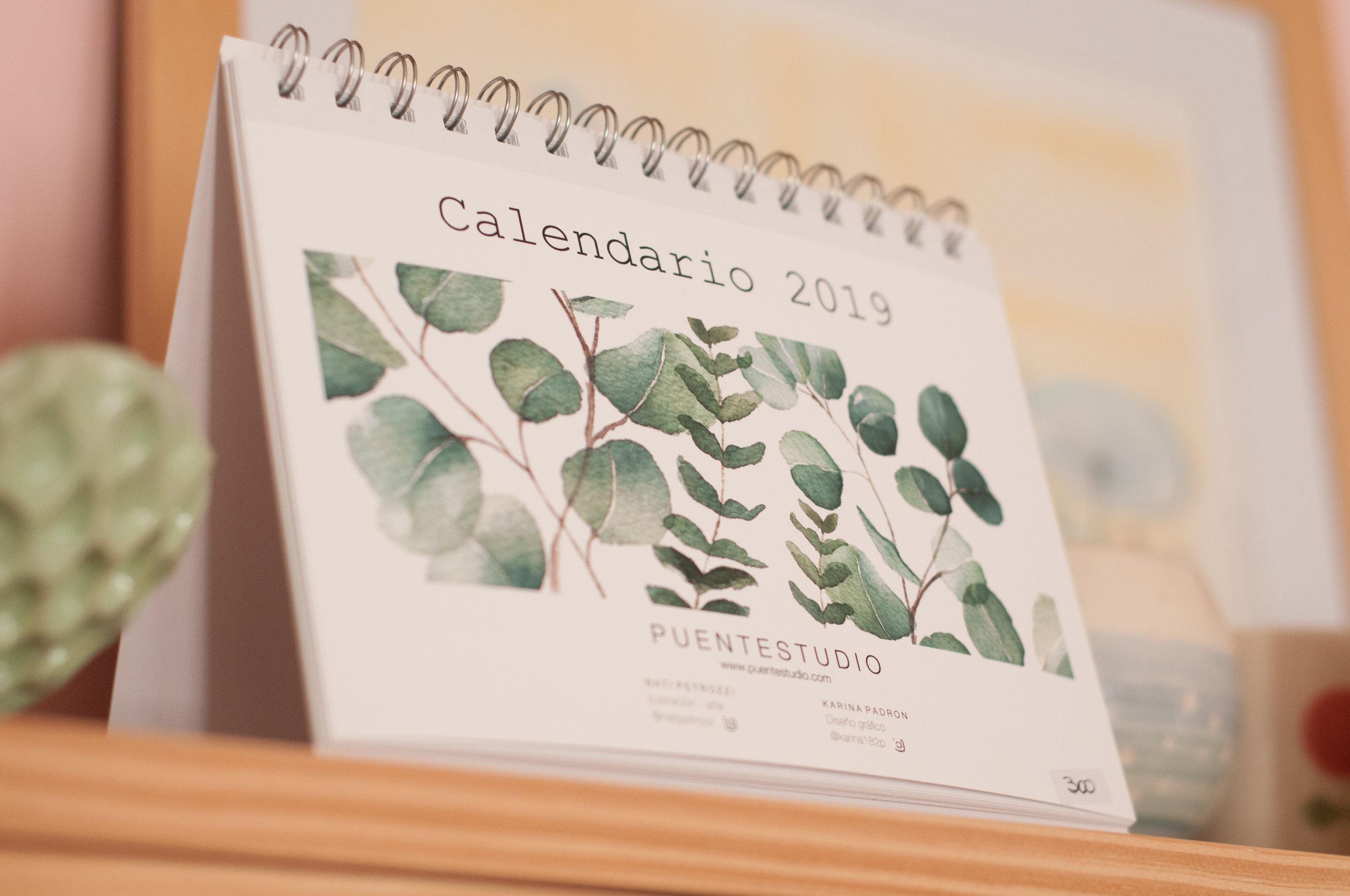 calendario Nati Petrozzi