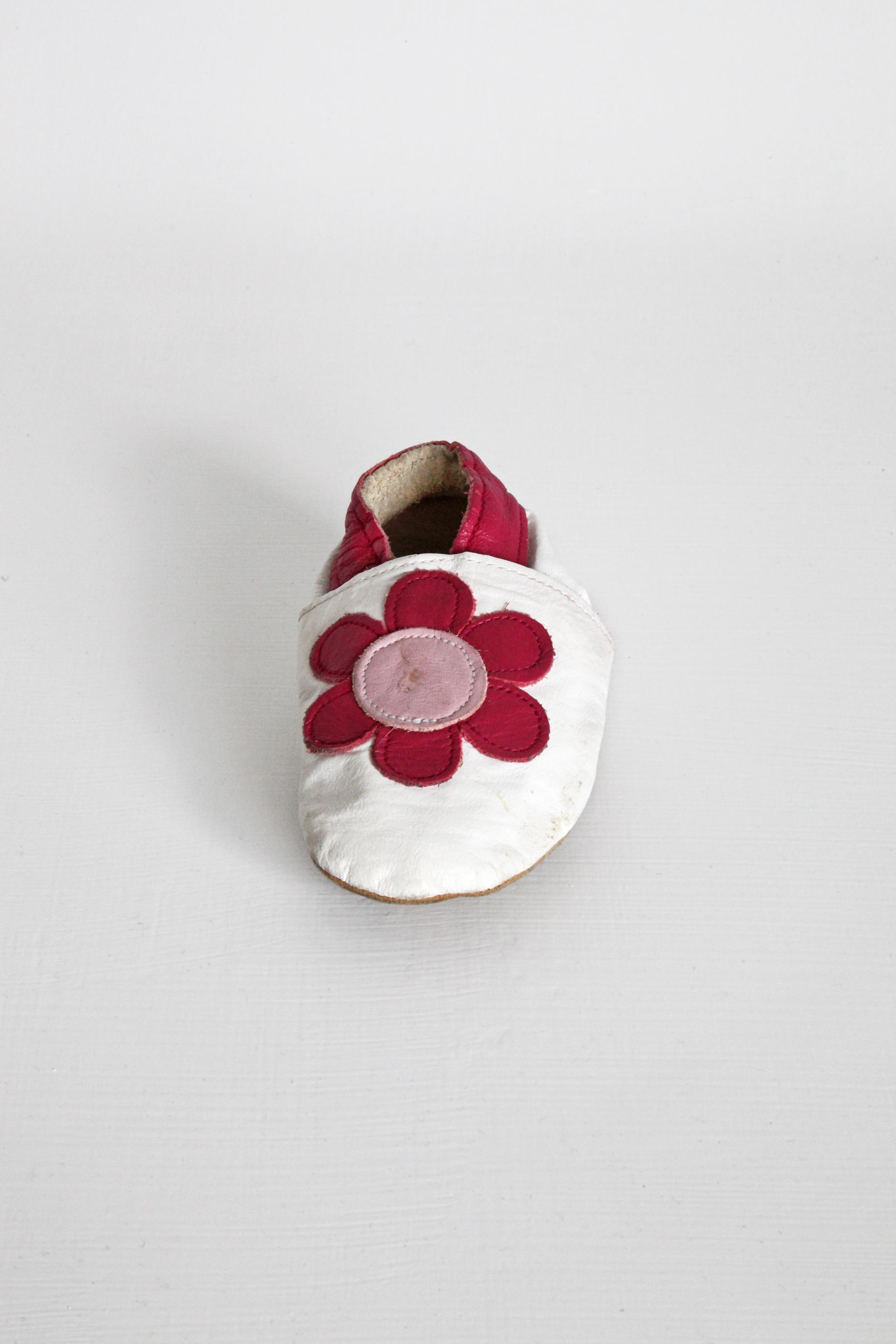 Leather Flowers - John Lewis - Size 0